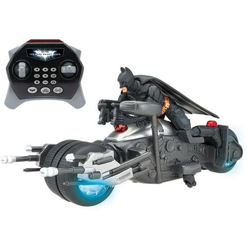 Batman The Dark Knight Rises U-Command Batpod Remote-Controlled Vehicle