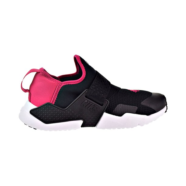 Nike Huarache Extreme Big Kids' Shoes Black/Rush Pink aq0575-011