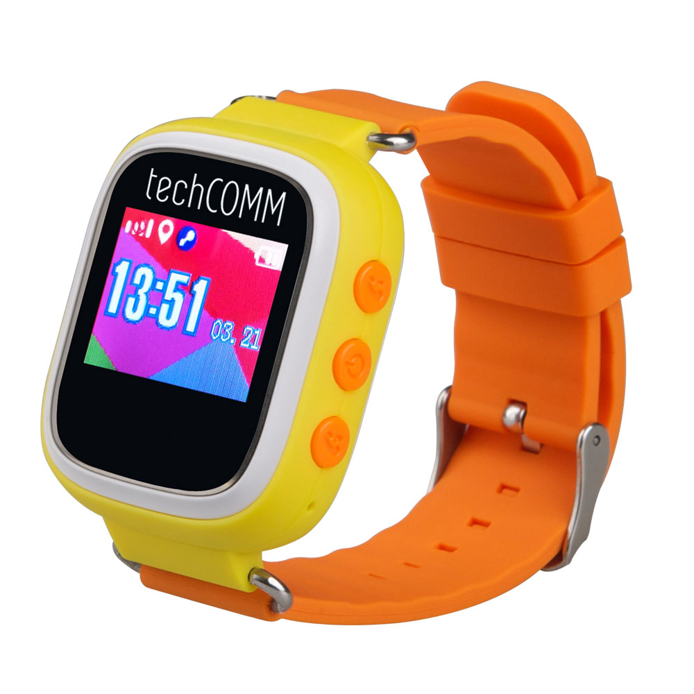 TechComm TD-03 Kids GPS Smart Watch for T-Mobile only