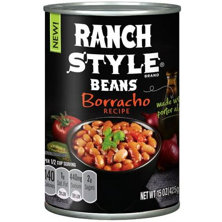 Ranch Style Beans Borracho Recipe, 15 oz - Walmart.com