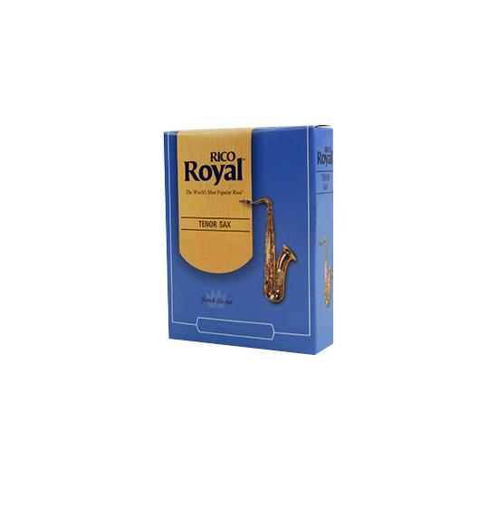 Rico Royal Tenor Sax 10 Box #4 Strength
