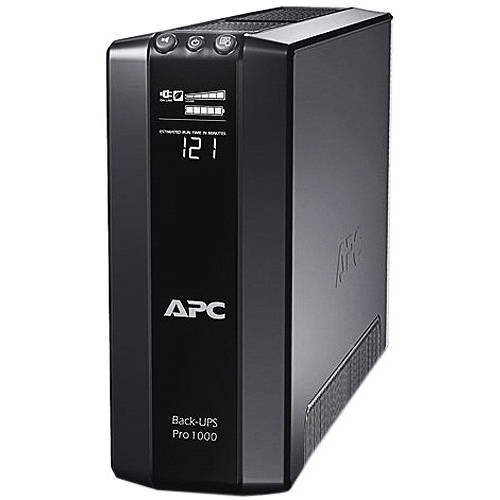 APC Battery Backup 1000VA Back-UPS RS Power-Saving Pro BR1000G