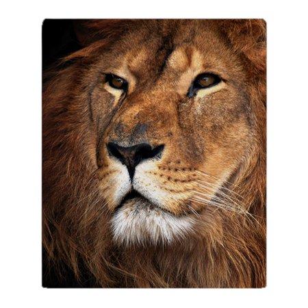 CafePress Lion Soft Fleece Throw Blanket 40x40 Stadium Delectable Lion Blanket Or Throw