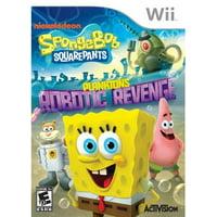 Activision SpongeBob SquarePants: Plankton''s Robotic Revenge WII