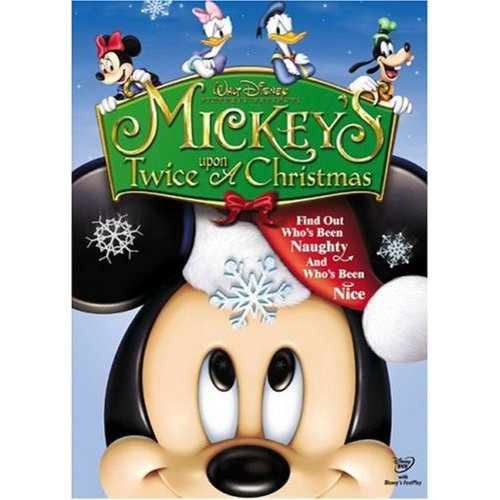 Mickey's Twice Upon A Christmas (Widescreen)
