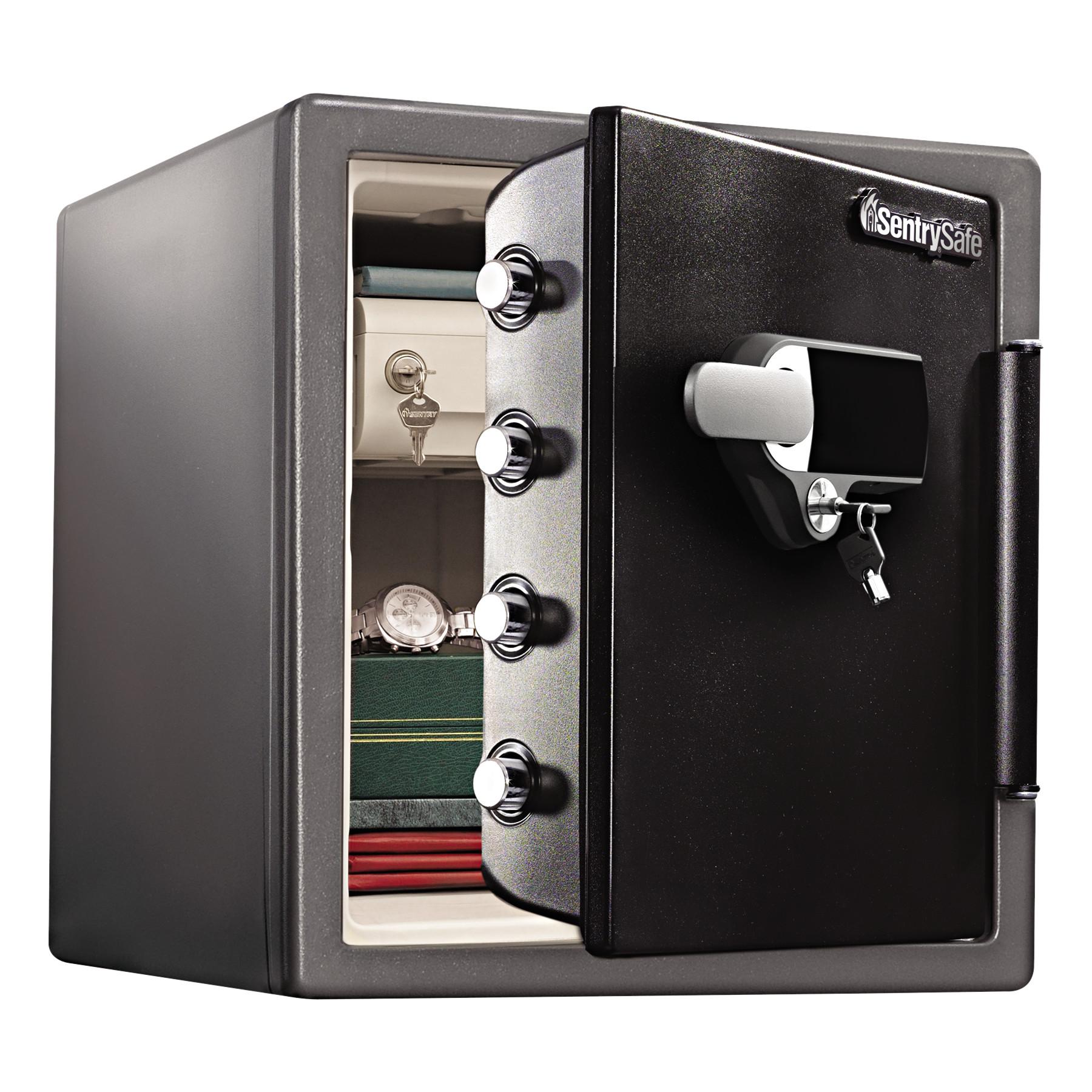Sentry Safe Fire-Safe 1.23 ft3 Touchscreen w/Alarm, 16 3/...