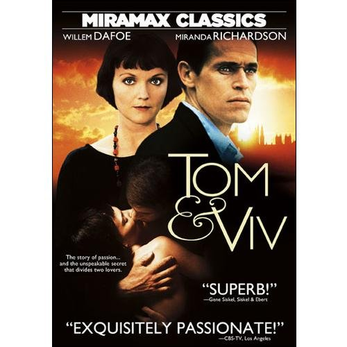Tom & Viv (Miramax Echo Bridge)