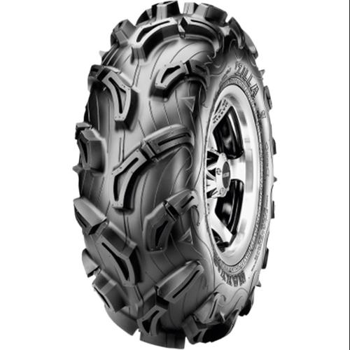 Maxxis Zilla Standard Lug Mud and Snow ATV Utility Front Tire 25X8-12