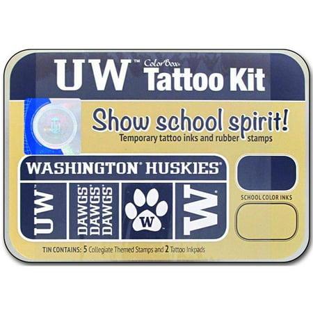 ColorBox Tattoo Ink Kits University of Washington