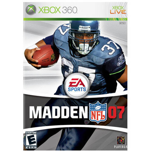 Madden 07 (Xbox 360) - Pre-Owned