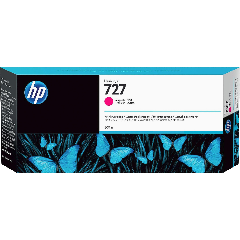 HP, HEWF9J77A, 727 Ink Cartridge, 1 Each