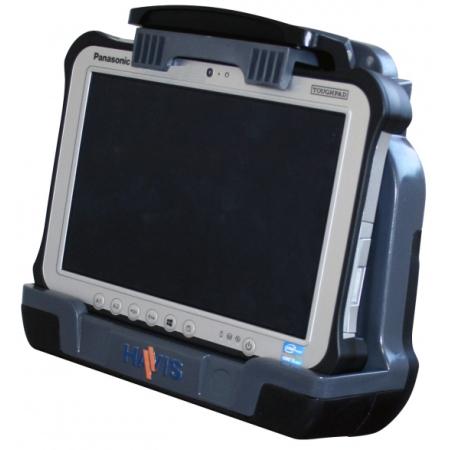 Havis DS-PAN-702 Havis DS-PAN-700 Docking Station for Tablet PC Proprietary 2 x USB Ports 2 x USB 3.0 - by Havis