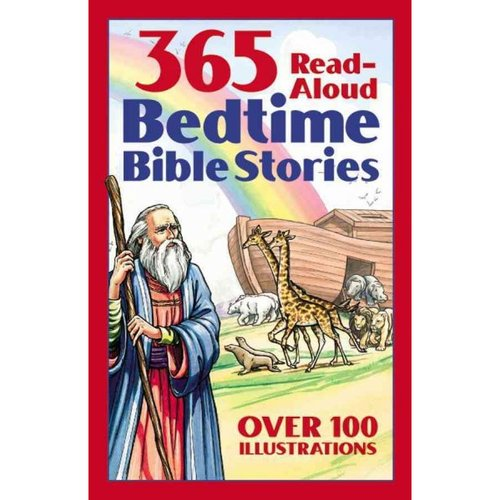365 Read-Aloud Bedtime Bible Stories
