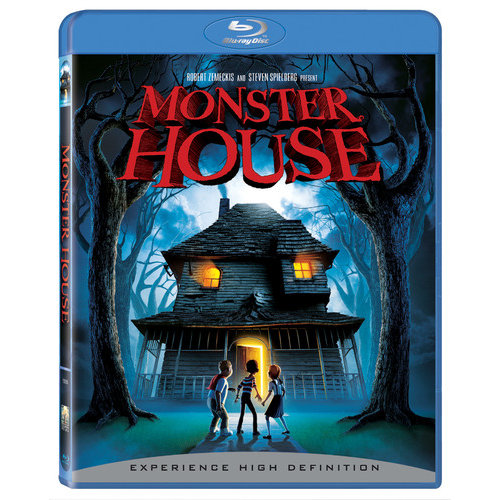 Monster House (Blu-ray) (Widescreen)