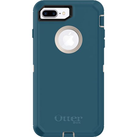 low priced 2c780 27457 OtterBox Defender Series Case for iPhone 8 Plus & iPhone 7 Plus, Big Sur