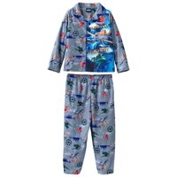 Little Boys' Coat Pajama Set, Toddler Sizes 2T-4T, Frozen Olaf, Size: 3T