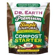 Dr. Earth Premium Compost Starter, 3 lb.