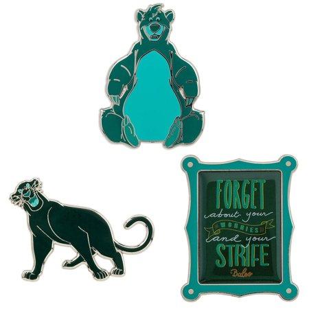 Disney Wisdom The Jungle Book Pin Set