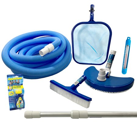 Blue Wave Standard Maintenance Kit for Above Ground