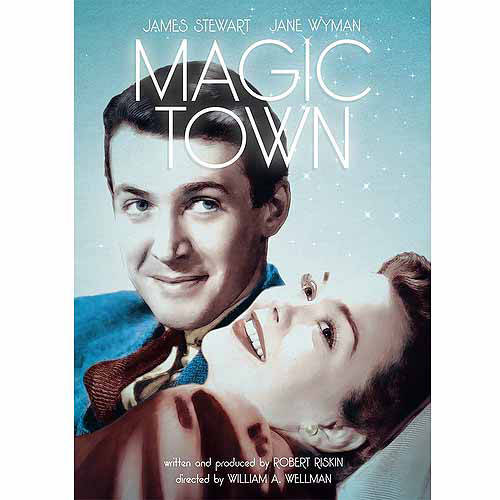 Magic Town (1947) (Full Frame)