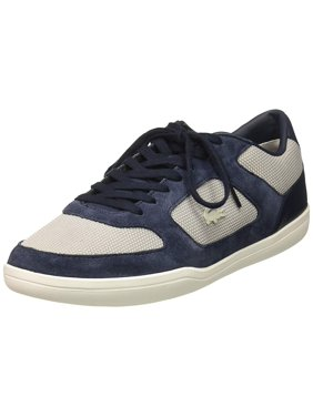 1b7a674f5 Product Image Lacoste Mens Court Fabric Low Top Lace Up Fashion Sneakers