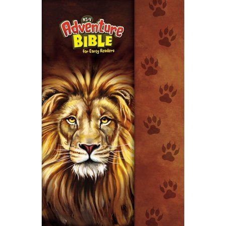Lions Den Bible (NIRV Adventure Bible for Early Readers, Hardcover, Full Color Interior,)