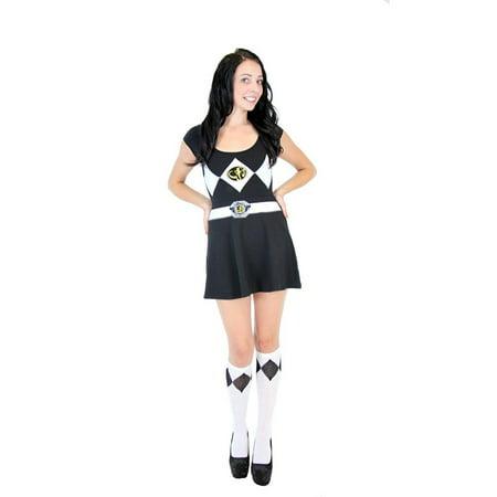 Power Rangers Juniors Ranger Costume Skater Dress