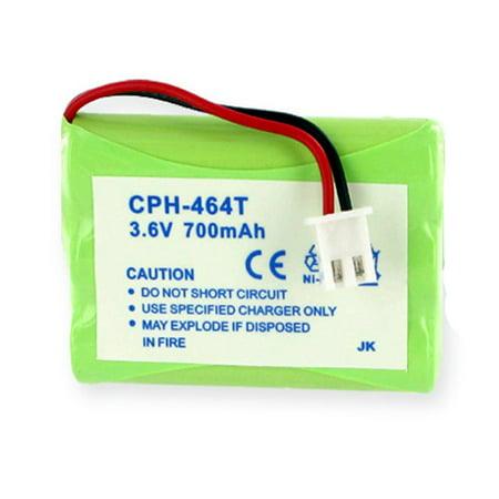 """Telematrix 9600 Cordless Phone Battery Ni-MH, 3.6 Volt, 700 mAh - Ultra Hi-Capacity - Replacement for Cetis BATT-9600, Telematrix BATT-9600 Teledex 9600 Rechargeable Battery"""