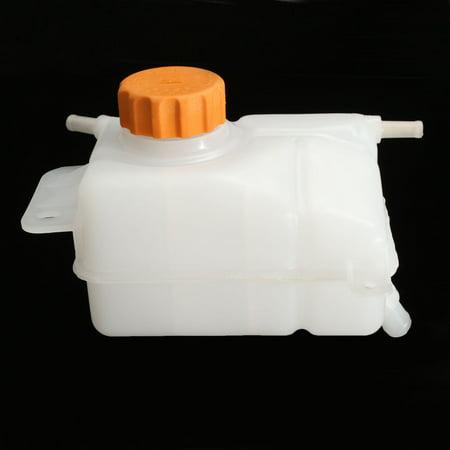 car engine coolant reservoir tank w/ cap bottle for 04-08 chevy chevrolet  aveo aveo5 1 6l liter 96817343 us - walmart com