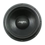 "Skar Audio VD15D4 15"" Shallow Mount Woofer 500W RMS Dual 4 Ohm"