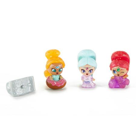Shimmer and Shine Teenie Genies Magic Carpet Ring Pack
