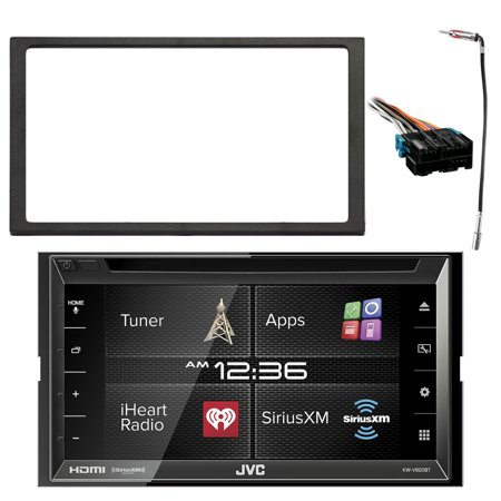 Jvc kw v620bt 68 display double din bluetooth in dash car stereo jvc kw v620bt 68 display double din bluetooth in dash car stereo receivers greentooth Image collections