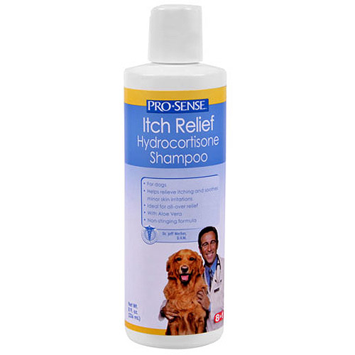 ProSense Itch Relief Hydrocortisone Shampoo, 8 oz