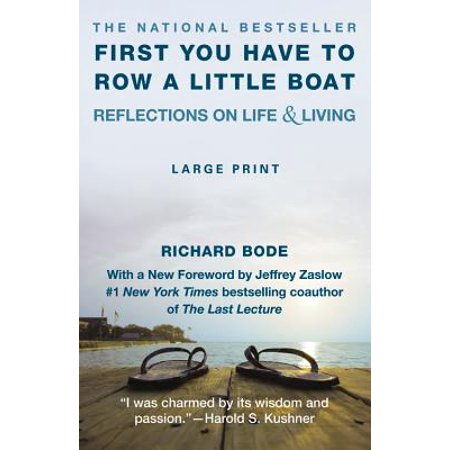 First You Have to Row a Little Boat - Little Man In The Boat