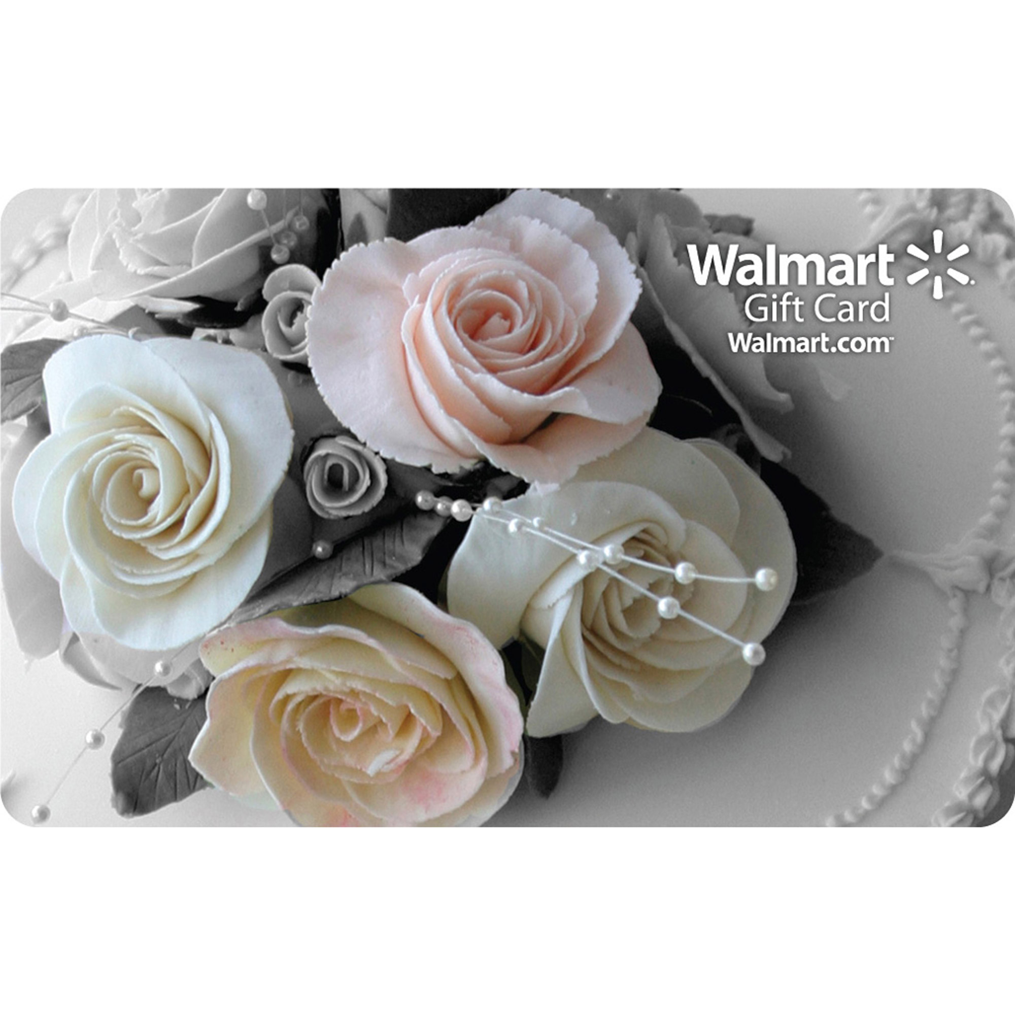 Wedding Roses Walmart Gift Card