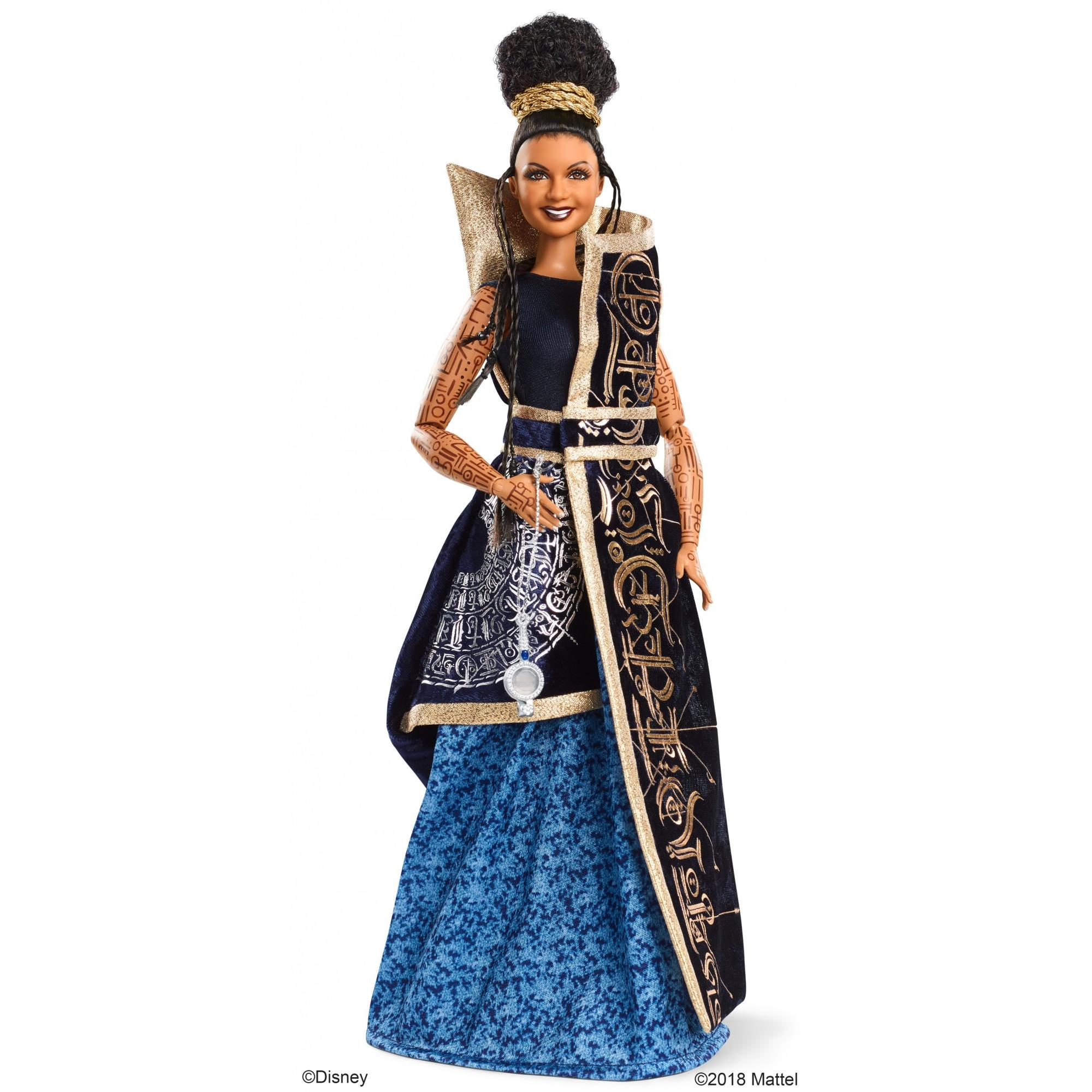 Barbie A Wrinkle in Time Mrs. Who Doll (Mindy Kaling)