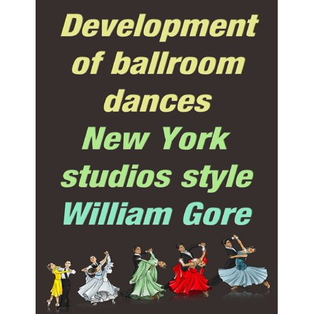Ballroom Dance Outfit (Development of Ballroom Dances, New York Studios Style -)