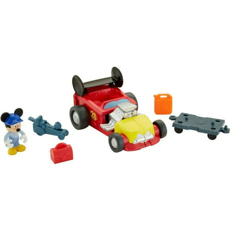 Disney Mickey & The Roadster Racers Mickey's Roadster Transforming