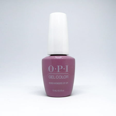 OPI Peru Collection GelColor Soak-Off Gel Polish