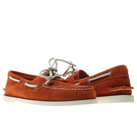 Sperry Top Sider Authentic Original Sunset Suede Men's Boat Shoes 0537225 (Lodge Shoes)