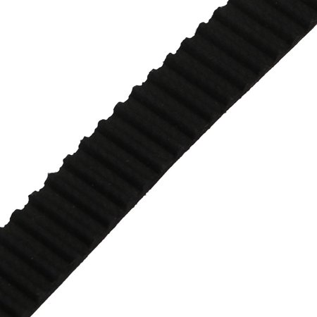 S3M 167 Teeth Engine Timing Belt Rubber Geared-Belt 501mm Girth 10mm Width - image 1 of 2