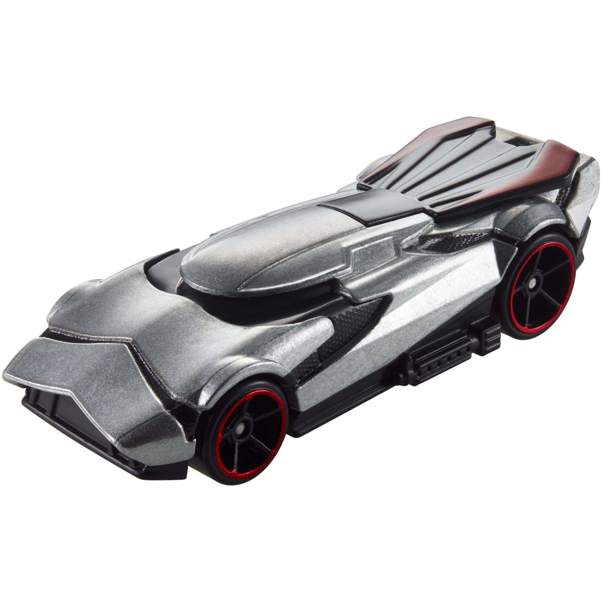 Hot Wheels Star Wars: The Last Jedi Captain Phasma, Character Car