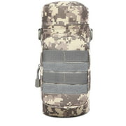 xinxinxx Outdoors Molle Water Bottle Pouch Climbing Hiking Camping Water Bags Cycling Kettle Carrier Pocket