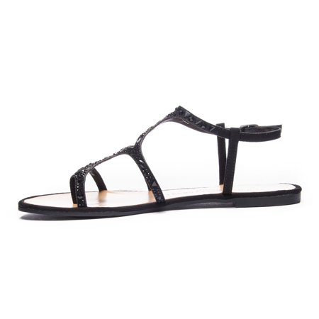 Chinese Laundry Womens Gianna Open Toe Casual Ankle Strap (Ankle Strap Chinese Laundry)