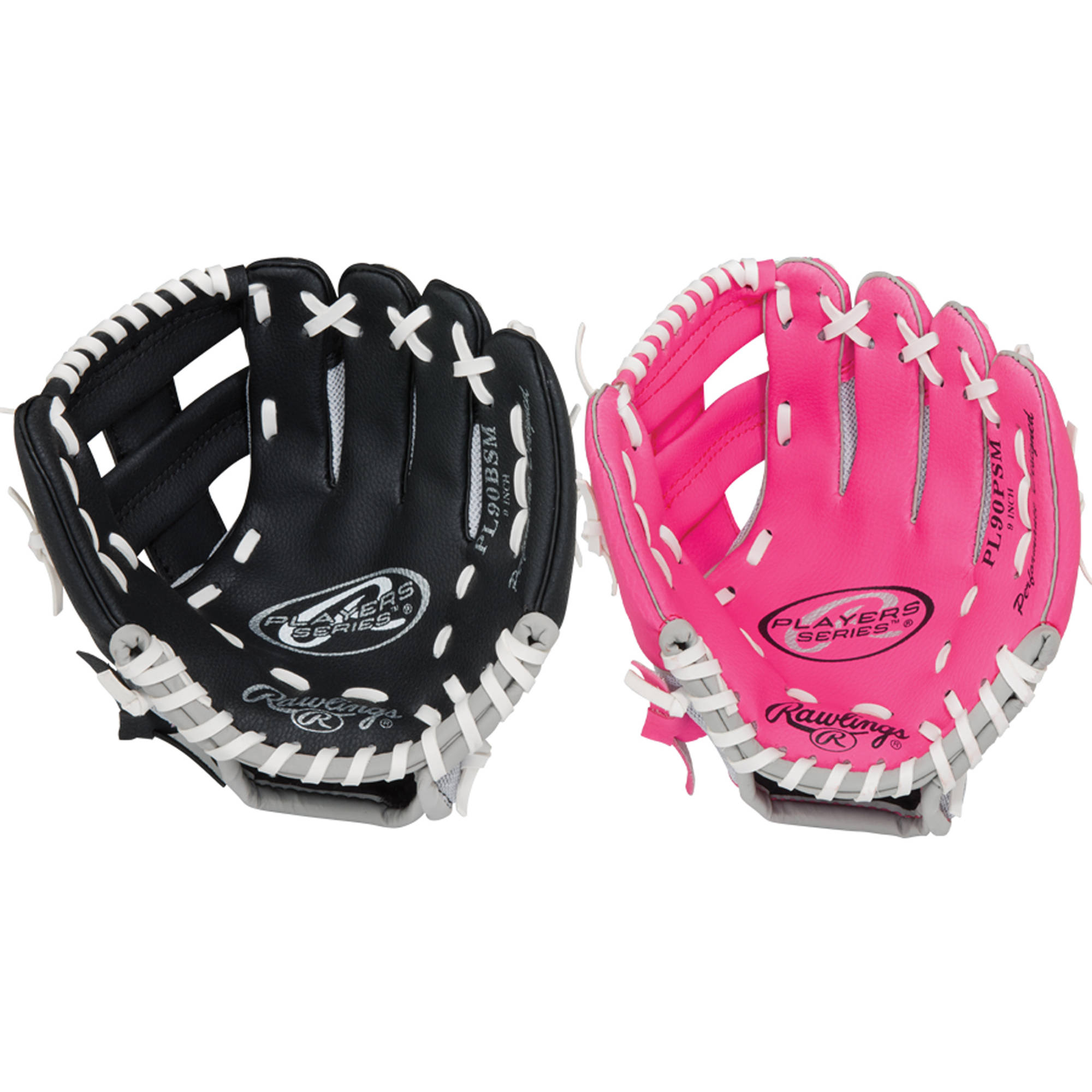 "Rawlings Baseball 9"" Players Series Tee Ball Fielders Glove PL90PK"