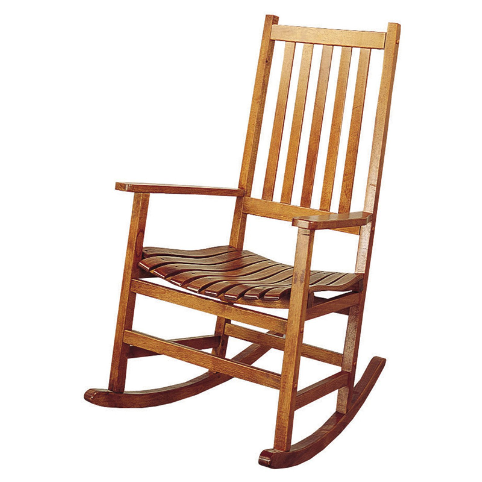 Coaster Company Country Style Rocker, Warm Brown