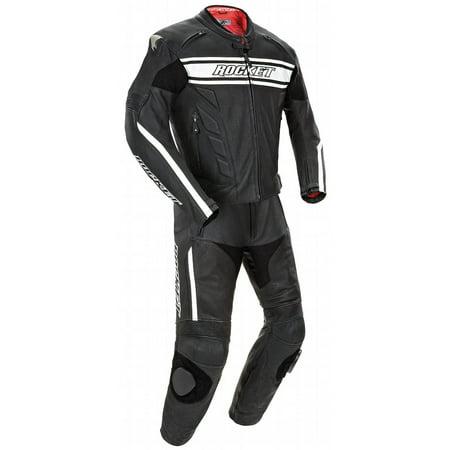 - Blaster X Black/White Two Piece Race Suit