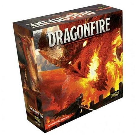 Dragonfire D&D Dungeons & Dragons Deckbuilding Catalyst Game Labs 16000CAT ()
