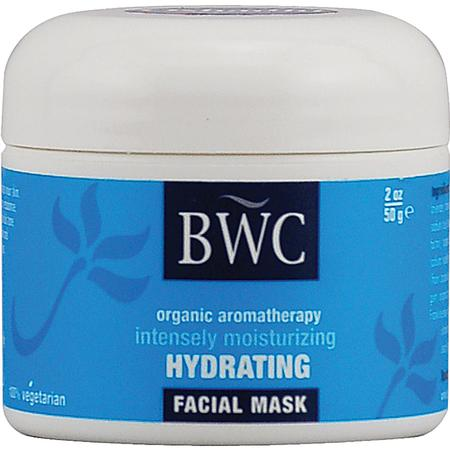 Beauty Without Cruelty - Aromatherapy Skin Care Facial Mask,  Hydrating, 2 oz