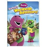 Barney: Barney's Worldwide Adventure by Universal